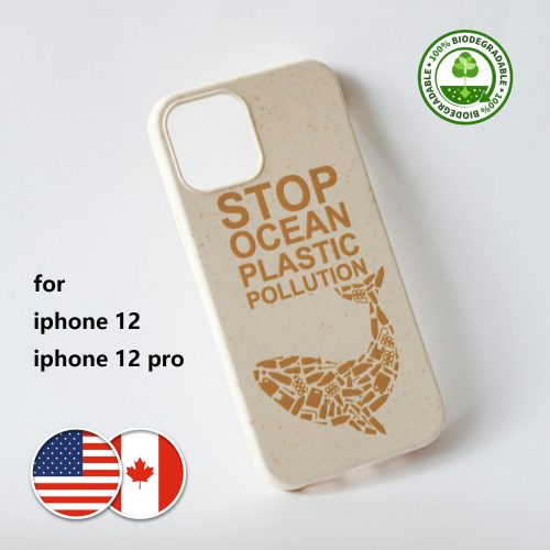 Compostable iphone 12/12 pro Case